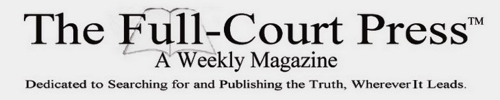 The Full Court Press:  Articles, Political and Humorous, Free Content.